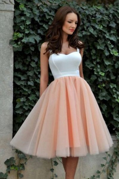 A-line Homecoming Dresses,Straps Homecoming Dresses,Two Colors Homecoming Dresses,Short Prom Dresses,Party Dresses